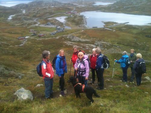 Tur til  Fagerdalen