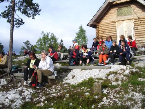 Hyggekveld på Lageråkvisla 21. oktober