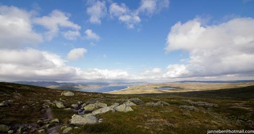 Finn roen i fjellet med mindfulness