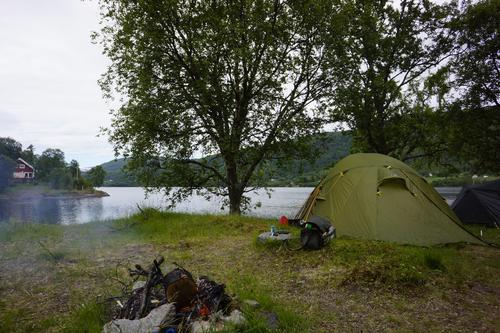 Straumsbotn teltplass 2