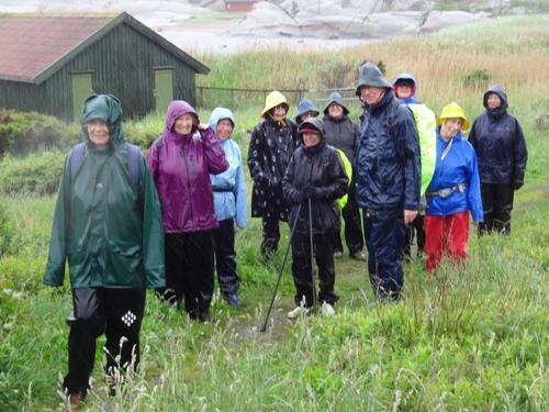 Onsdagstur til Hvasser med Seniorgruppa