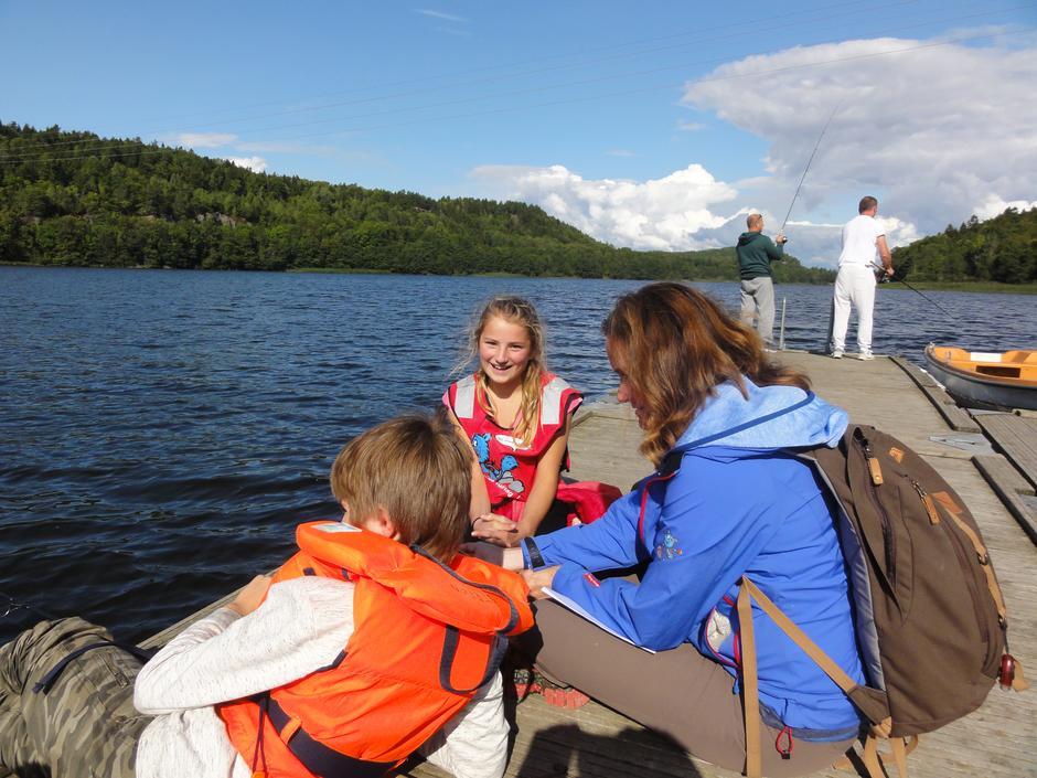Intervju med sjefen for Barnas Turlag i Norge