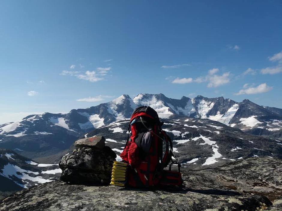 """Flotte opplevelser i fjellet med """"Monsen minutt for minutt"""""""