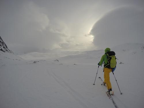 Vintersesongen på Fondsbu er i gang