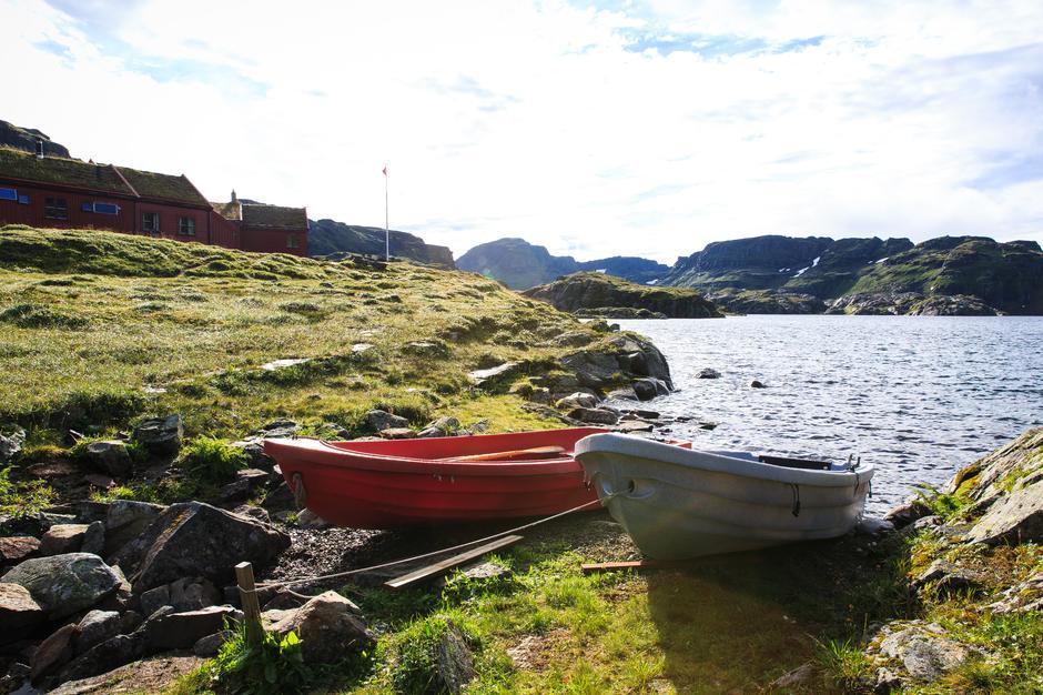 Båtane våre gjev gode opplevingar til store og små