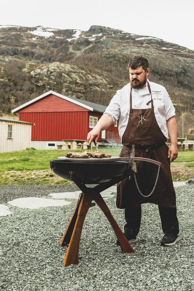 Halvar Ellingsen i Aurlandsdalen
