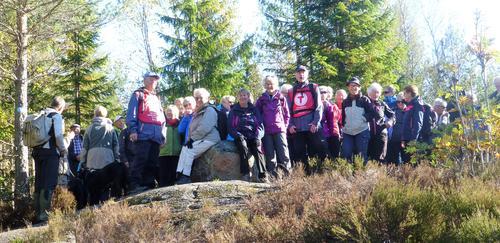 Seniortur i høstferien til Trollsvann