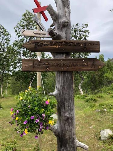 Uke 37. Forholdene i fjellet i Trollheimen og Sylan