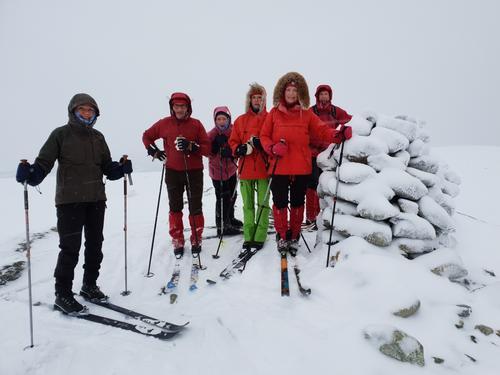Tur til Vestfjellhytta 26.-27 januar 2019