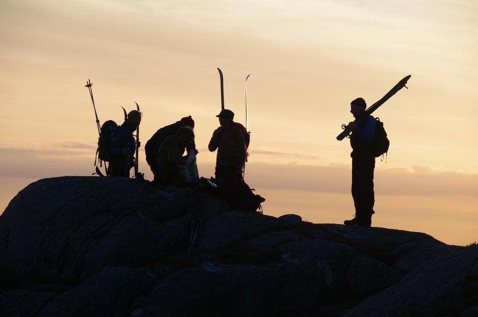 Topptur til Jarlandsfjellet.