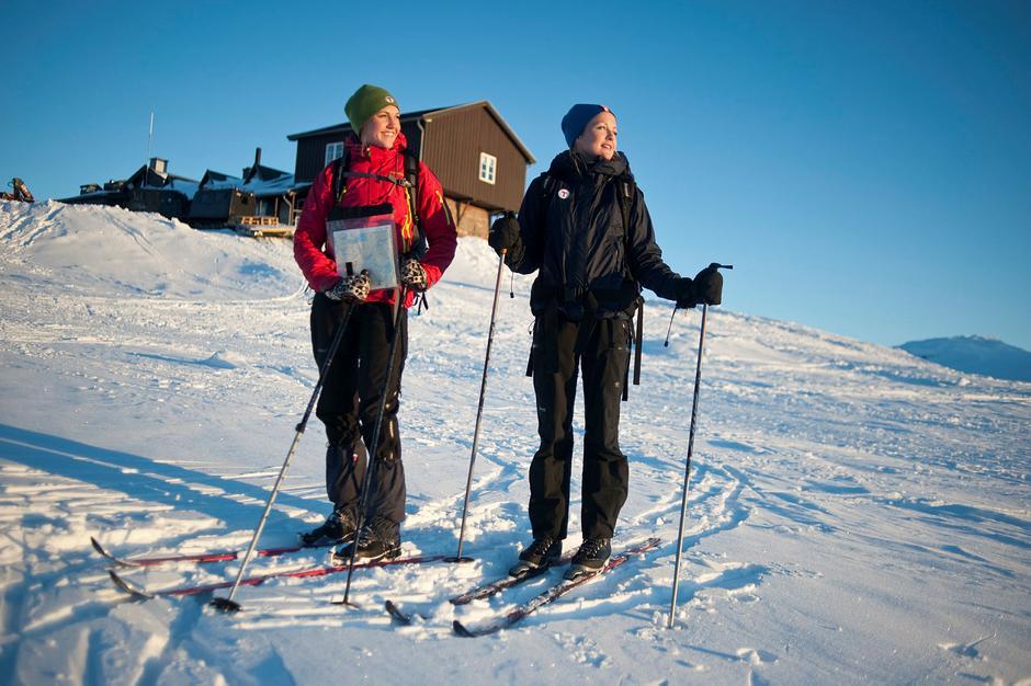 De nye Fjellvettreglene gir en god veiledning både i planlegging og gjennomføring av korte og lange turer.
