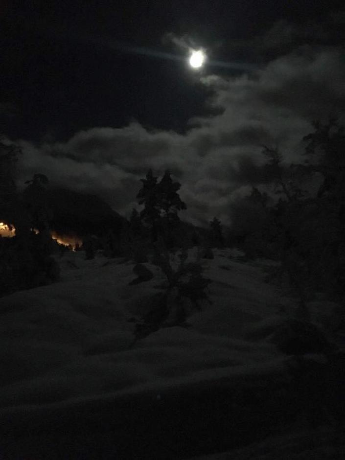 Måneskinstur med INT ung