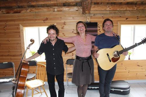 Flott konsert med Åshild Mundal i Fuglesteg