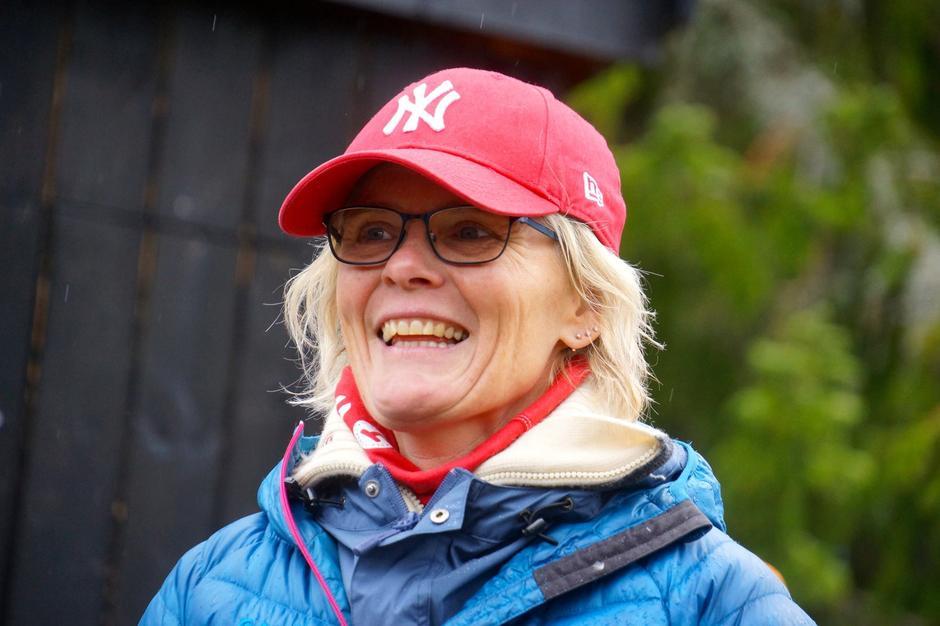 Daglig leder Vibeke Susann Tjøm