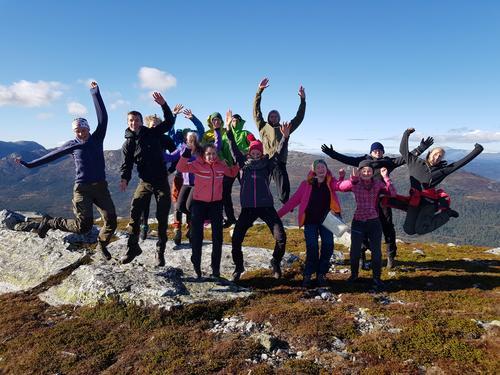 Vi søker deltakere til Unge Naturtalenter 2019-2020!