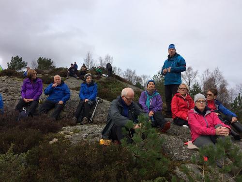 Rundtur på Bjorøyna