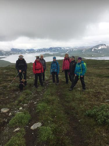 30. juni hadde Seniorgruppa tur på Skreddalsfjellet
