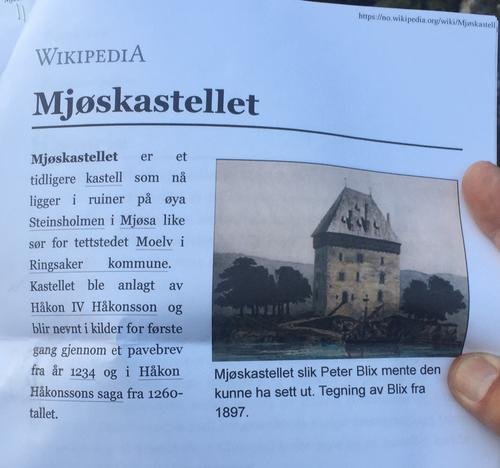 Turreferat Stensborja, 25. apr.2018