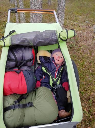 På telttur i Telemark — DNT Telemark