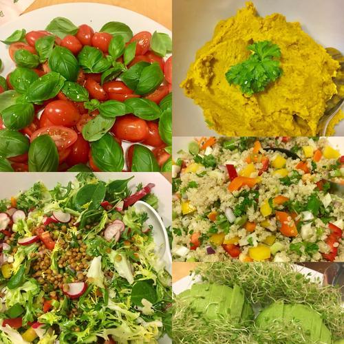 Ren, næringsrik mat og mye økologiske råvarer. Sunn «Rå» sjokolade til dessert!