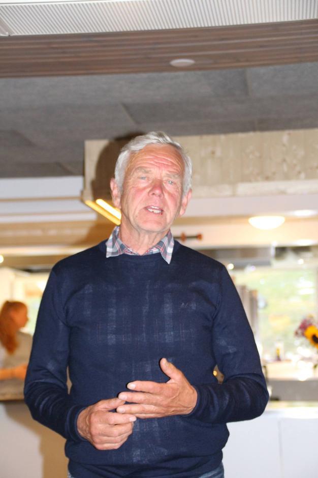Knut Sygnestveit, Ulvik Fjellstyre.