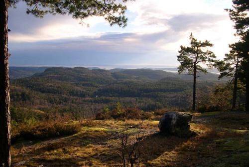 Fjerdingen - Porsgrunns flotteste friluftsområde