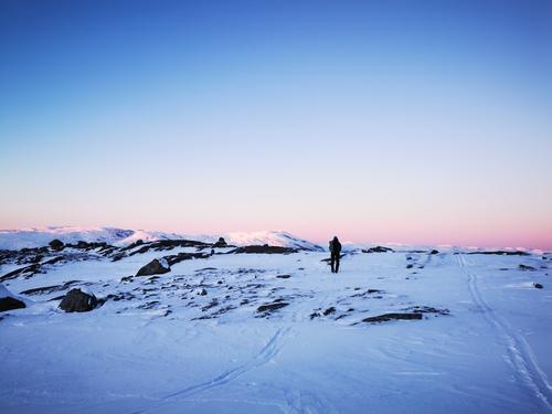 Panoramautsikt frå Gråsidetoppen (1307 moh)