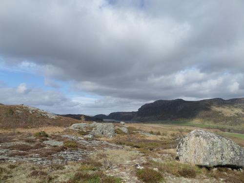 Utsikt frå Ingvaldstadfjellet til Valavatnet mm