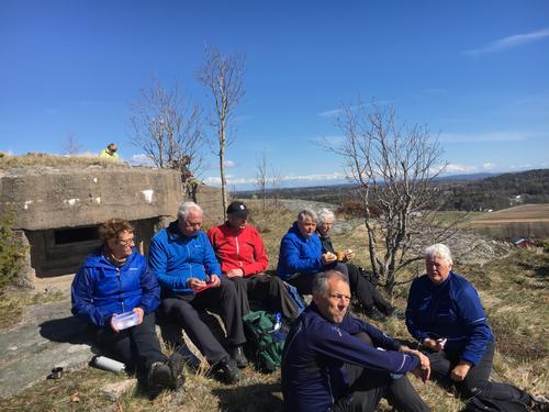 Seniorenes torsdagstur til Brattås 26. april
