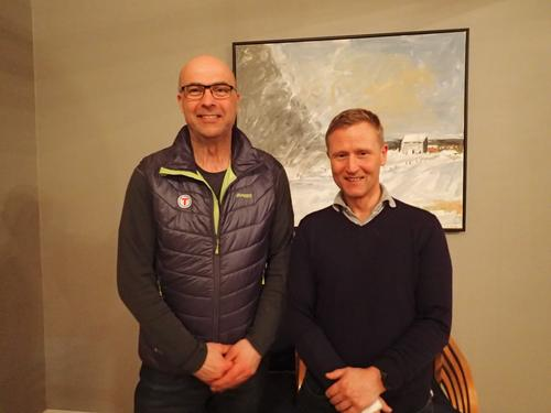 Årsmøte i Ålesund-Sunnmøre Turistforening