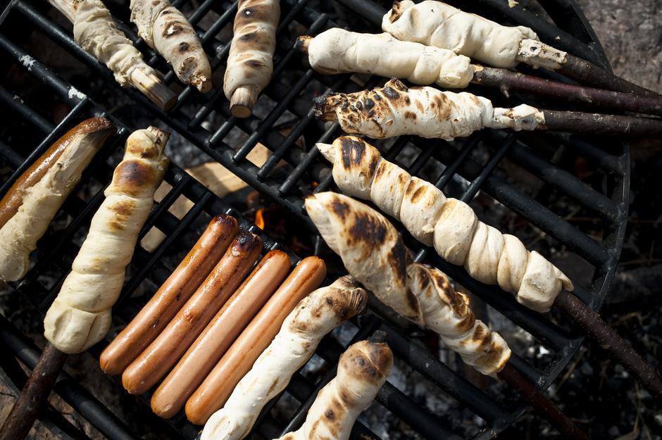Unngå bruk av engangsgriller, og bruk heller tilrettelagte grillplasser.