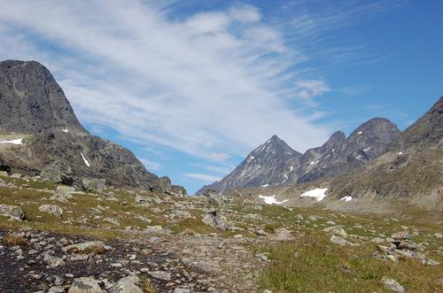 Uke 28: Føremelding for Jotunheimen