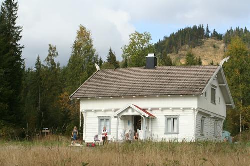 Juvberget, vårt nye overnattingstilbud langs Finnskogleden