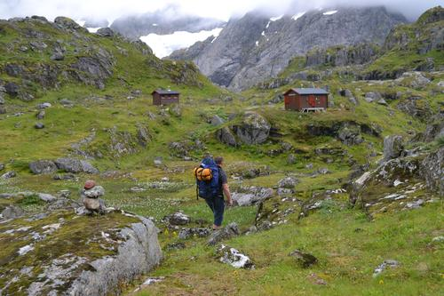 Trollfjordhytta  stenges