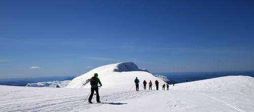 Sunnfjordnaturen er påskeopen