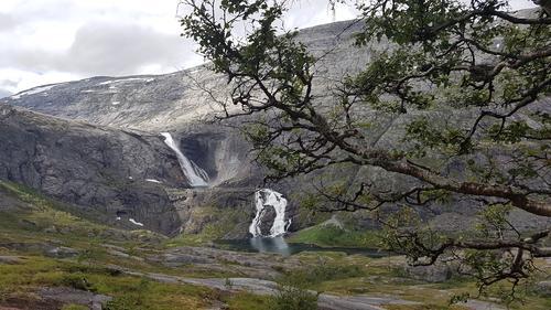 Søtefossen i Husedalen