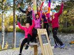 30. september var DNT Ung Høyt og Lavt i Hemsedal