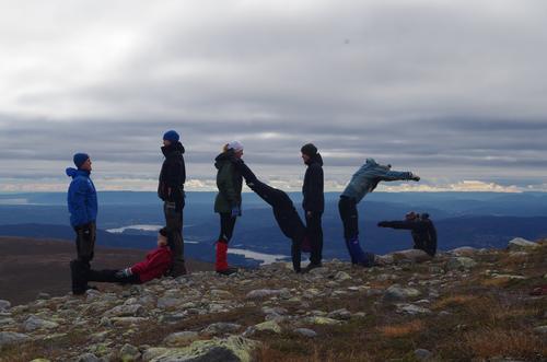 Nytt DNT Ung-styre i Drammen