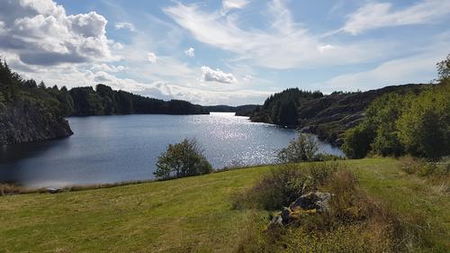 Storavatnet på Kallestad