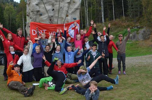 DNT Ung Vestfold arrangerer Basecamp for ungdom 13-16 år