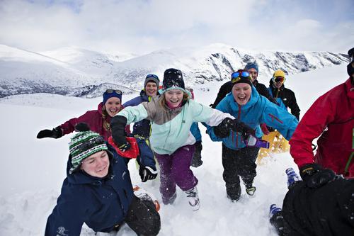 DNT ung Oslo har vinterens kuleste turer!