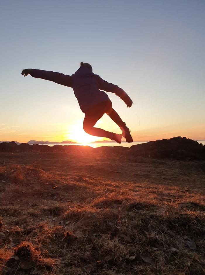 Kanskje kan friluftskveldene la ungdommene hoppe inn i solnedgangen?