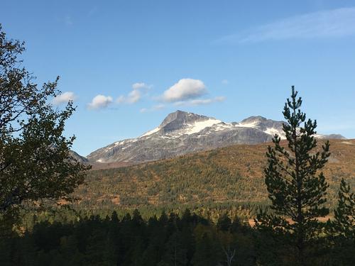 Snota er en av toppene som kan besøkes i Trollheimen