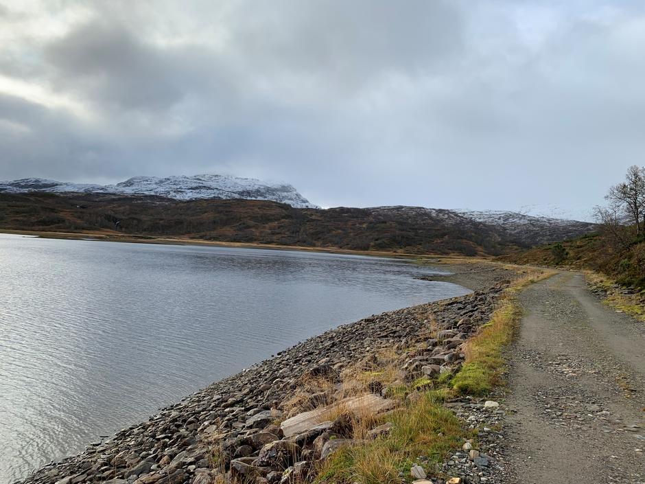 Hamlagrø i Bergsdalen