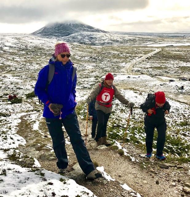 Seniortur til Venabygdsfjellet 2019