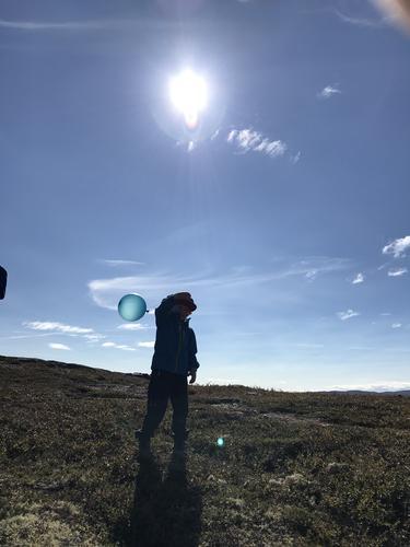 2. september var Barnas Turlag på Makalausfjellet