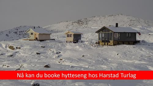 Book sengeplass til din neste fjelltur