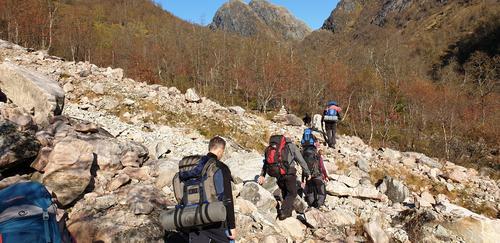 Ras fra nyere tid i Norddalen skaper nye utfordringer.