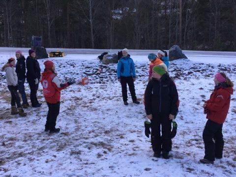11. november ble det gjennomført Kinderegg-kurs for Barnas Turlag