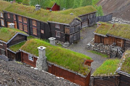 Bergstad Røros